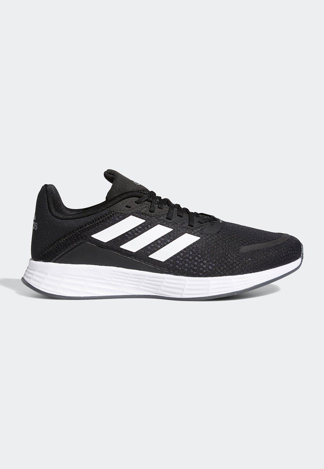 Tenis Running Negro-Blanco adidas Performance Duramo Sl